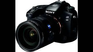 Photo camera shutter sound effect
