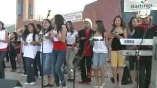 El trono de mexico en vivo-Albuquerque NM