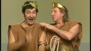Les Deschiens - Arrête ton char Robert (Ben Hur)