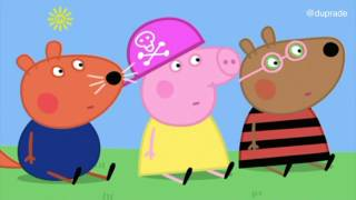 Peppa the pig Grown up music