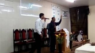 Flávio Silva ft Pr José Augusto - Amigo