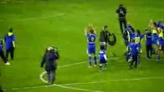 Boca - Chivas Libertadores 2005 Pregame Introduction