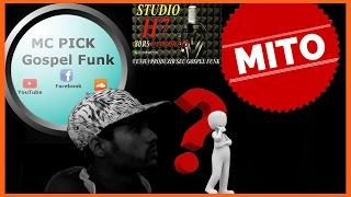 🔴 FUNK GOSPEL 2017 🎵MC PICK   MITO Produção H7