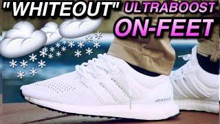 Ultraboost on feet videos Kansas City Comic Con