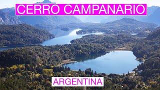 E1/V20 Cerro Campanario - Bariloche, Argentina
