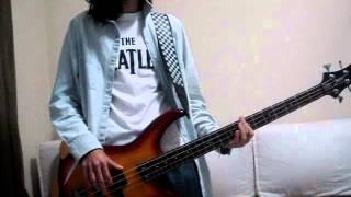 O Vento (Los Hermanos) - Cover de baixo/bass