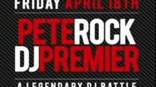 Pete Rock Vs Dj Premier Live April 18, 2008
