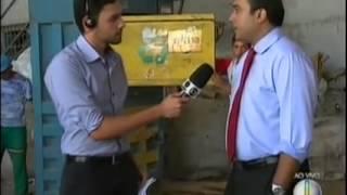 RNTV 1ª Edição - Ipem-RN destrói mais de 14 mil itens irregulares