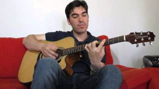 So Far Away - Dire Straits (cover - Lucas Xavier)