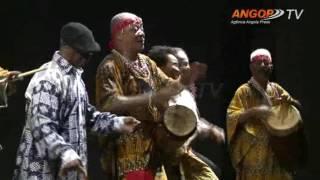 Mestre Kituxi homenageado na Trienal de Luanda