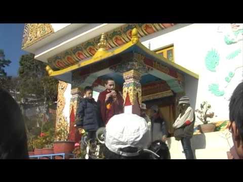 LDC Pilgrimage in Nepal wt Geshe Zopa (2009)-05/12.mov