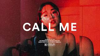 "Trapsoul Type Beat ""Call Me"" Smooth R&B Rap Instrumental 2018"
