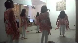 Ministério de dança Gerados pra Adorar - Hosana Fernandinho
