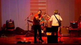 """Sesto Senso, """"Quella che non sei"""" (Liga Cover) - Live-Aid at Centro Congressos (PORTUGAL, 2011-5-21)"""
