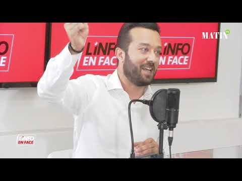 Video : Info en Face : Le digital au Maroc, coup de gueule de Anas El Filali