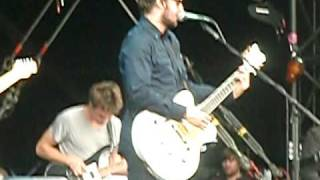 The Courteeners - You Overdid It Doll - V Festival 2010