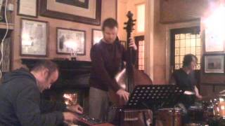 "Steve Tromans Trio, ""Pursuance"" (A Love Supreme, John Coltrane), Spotted Dog, Blam Birmingham"
