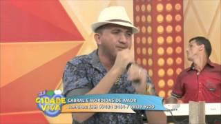Cabral e Mordidas de Amor animam o Cidade Viva desta quarta