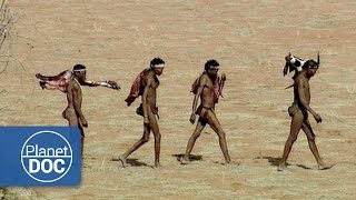 Kalahari Bushmen | African Tribes