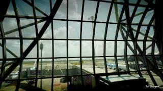 Suvarnabhumi Airport 4 K Timelapse Bangkok Thailand 3840×2160 / 432 Hz กรุงเทพมหานคร สนามบิน