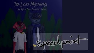 The lost brothers speedpaint