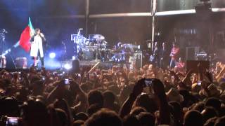 30 Seconds to Mars - Do or Die live Marés Vivas Oporto 2013