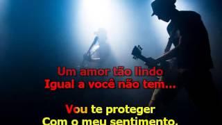 Raça Negra  -  Doce Paixão - Karaoke