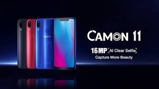 TECNO CAMON11 TV Commercial