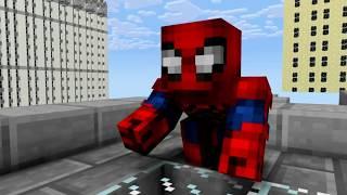 DanTDM Sings Spider MAN New Version