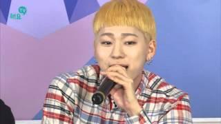[Heyo idol TV] ZICO X Park kyung X TAEIL(Block B) - 'The Letter_Harmonics' Live [블락비의 사생활] 20160413