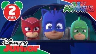 PJ Masks | The Owl Glider | Disney Junior UK