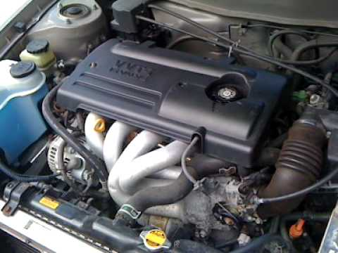 Toyota celica 18 vvti engine oil type