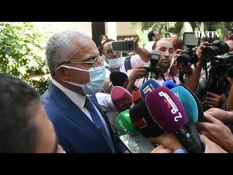 Video : Abdellatif Maâzouz, du PI, élu président du Conseil de la région Casablanca-Settat