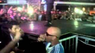 Alexis y Fido - Contestame el Telefono (Live) @Argentina - Privilege 2011