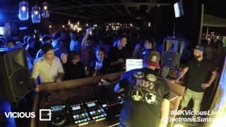 MK - Live @ Vicious Live 2016 (House, Deep House, Chicago House, Tech House)