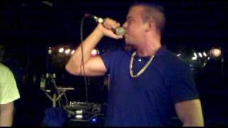 Kollegah ft. Favorite Doubletime Acapella Live Hamburg 2010 Teens for Cash Tour