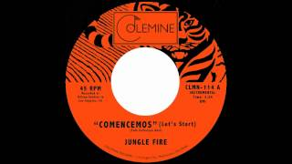 "FELA KUTI- JUNGLE FIRE - Comencemos aka ""Let's Start"""