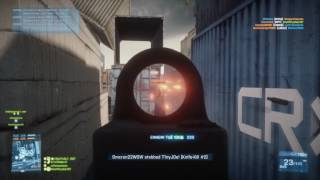 [BF3] Comeback after 4 years without playing