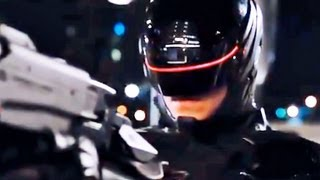 RoboCop - Official Trailer #1 (2014) - MUSIC BY JACK TRAMMEL: CATASTROPHIC & CRIMSON SHADE [HD]