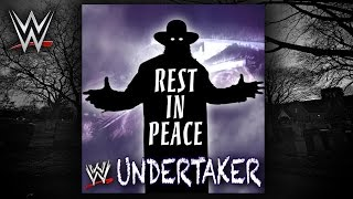 "WWE: ""Rest In Peace"" (The Undertaker) [Gong Intro] Theme Song + AE (Arena Effect)"
