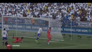FIFA 17 Damany Dadjo academy