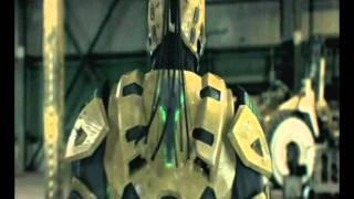 Mortal Kombat Legacy Cyrax and Sector
