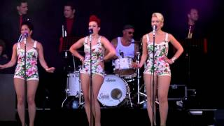 "LIPTEASE BIG BAND - ""HAPPY"" - LIVE @ Concert at Sea 2015"