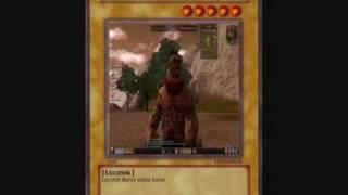 Karty Yu Gi Oh by Milten150