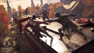 Assassin's Creed Syndicate Jacob/Evie Frye Launch trailer song ( Laura Welsh - Break the Fall)