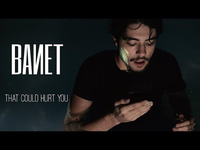 "Videoclip de ""That Could Hurt You"", primer sencillo de Everything Starts."