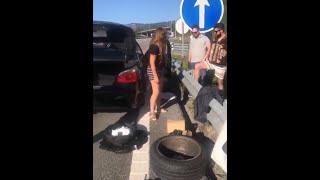 Cláudia Martins & Minhotos Marotos - Pneu Rebentado