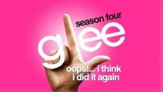Oops!... I Did It Again - Glee Cast [HD FULL STUDIO]
