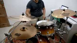 Peterson Costa - Silverstein - A Midwestern State Of Emergency Drum Cover