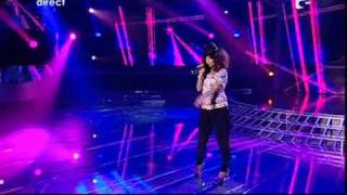 DUEL  Antonia canta piesa Rehab!    X Factor    Video2